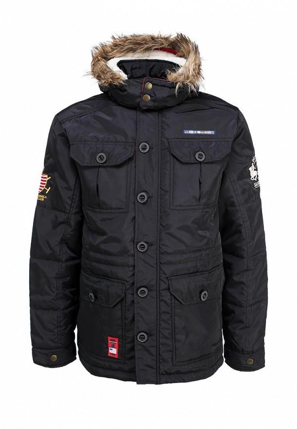 Утепленная куртка Santa Monica Polo Club M601302C