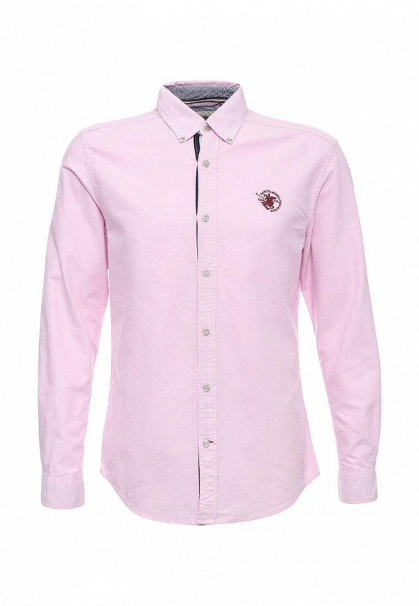 Рубашка Santa Monica Polo Club M605418C PK A