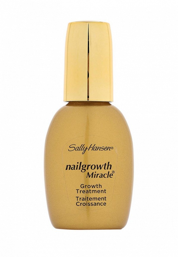 Средство Sally Hansen для активизации роста ногтей nailgrowth miracle salon strength treatment
