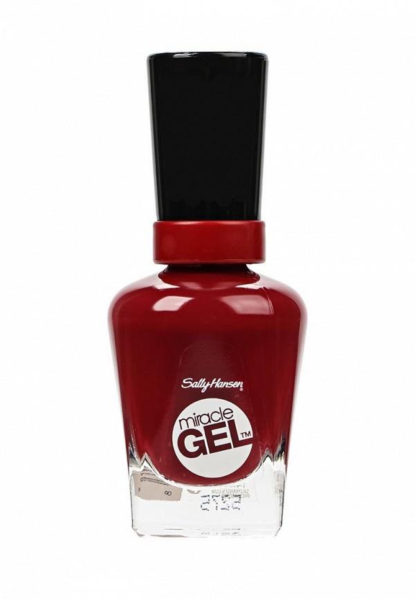 Лак для ногтей Sally Hansen Miracle Gel Тон 440 dig fig