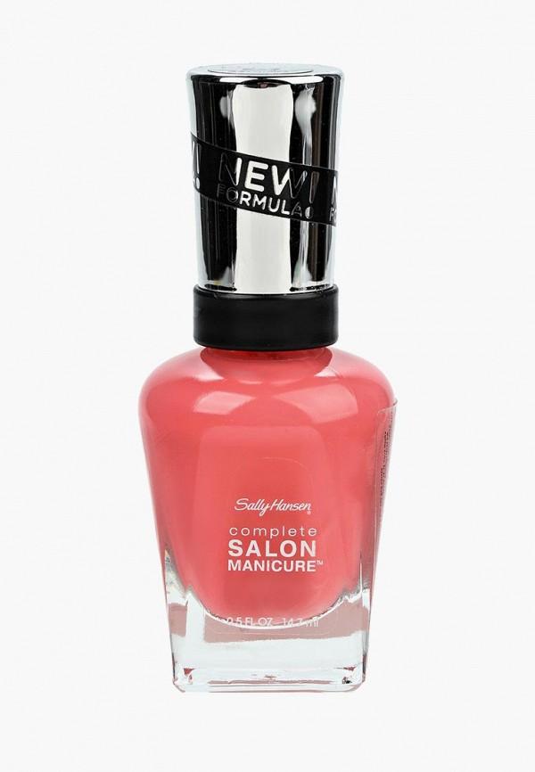 Купить Лак для ногтей Sally Hansen, Salon Manicure Keratin тон get juiced 546 14, 7 мл, SA035LWOYG02, розовый, Весна-лето 2018
