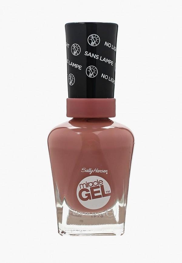 Гель-лак для ногтей Sally Hansen Sally Hansen SA035LWSWM59 лаки для ногтей sally hansen лак для ногтей цвет формула с кератином для укрепления ногтей csm тон pat on the black 660