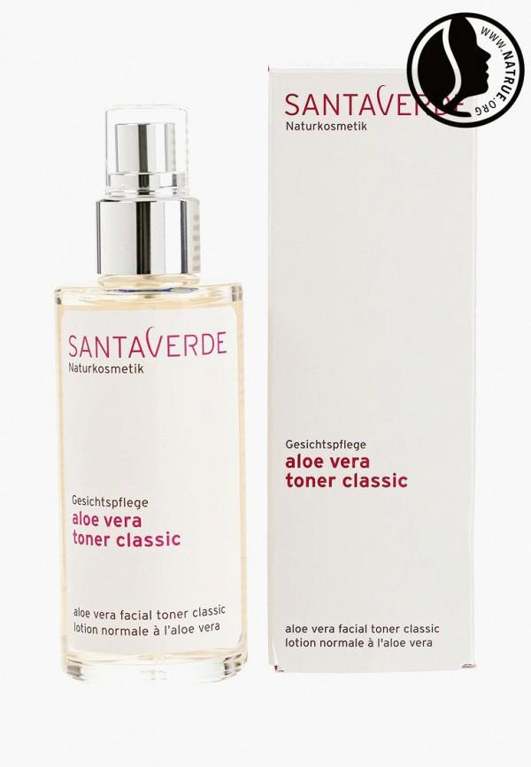 Купить Лосьон для лица Santaverde, увлажняющий Aloe Vera Refreshing для нормальной и жирной кожи, 100мл, SA036LMFLL31, Весна-лето 2018