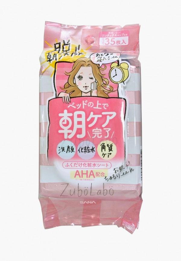 Салфетки для снятия макияжа Sana Sana SA045LWAYPO9 тушь для ресниц sana sana sa045lwwga29