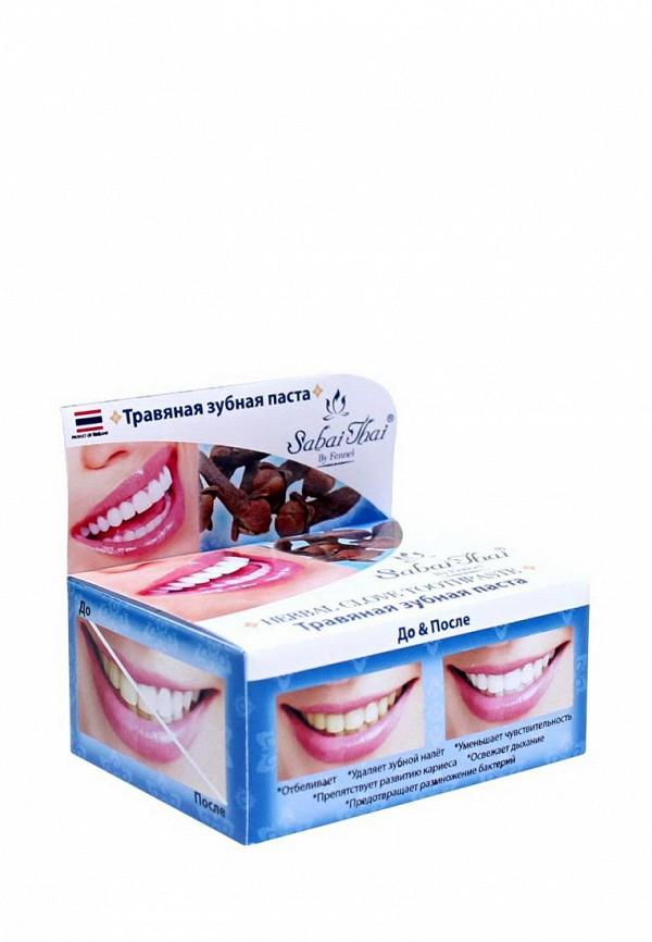 Зубная паста Sabai Thai Authentic SPA, Травяная 25 гр, SA050LWANLI0, белый, Весна-лето 2018  - купить со скидкой