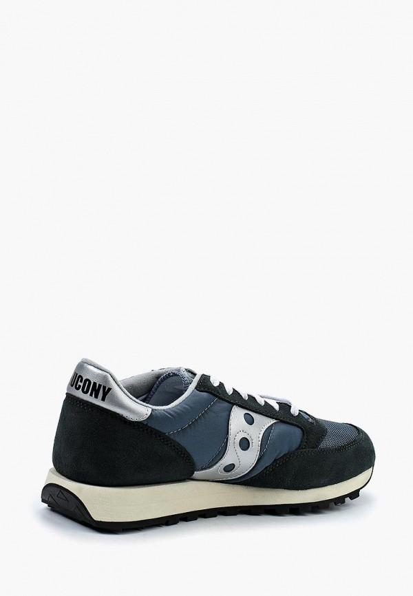 Фото 7 - мужские кроссовки Saucony синего цвета