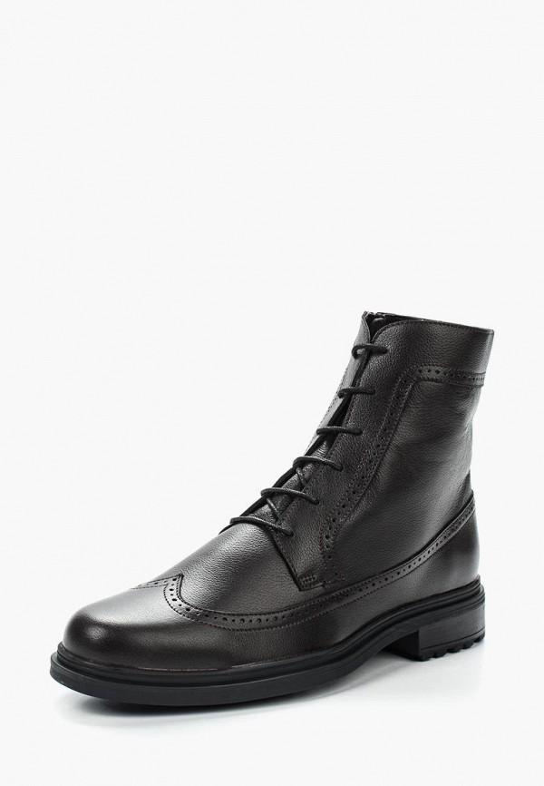 Фото - мужские ботинки и полуботинки Salamander коричневого цвета