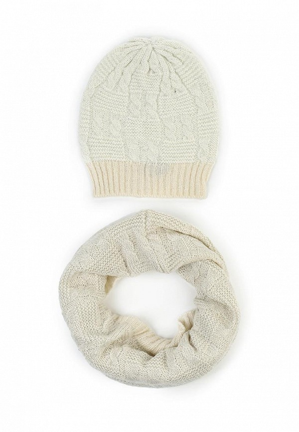 Комплект шапка и шарф Sabellino