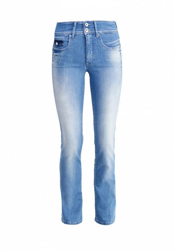 Женские голубые синие джинсы