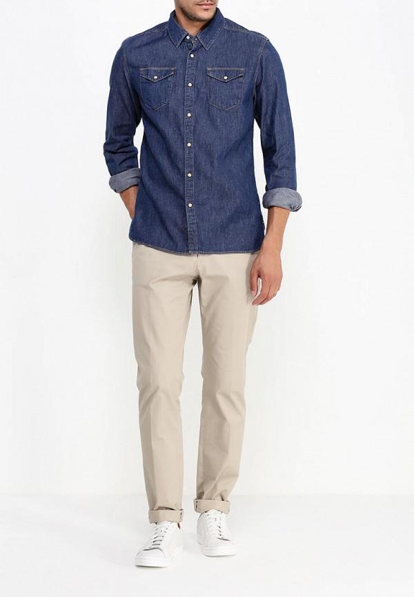 Фото Рубашка джинсовая Scotch&Soda. Купить с доставкой