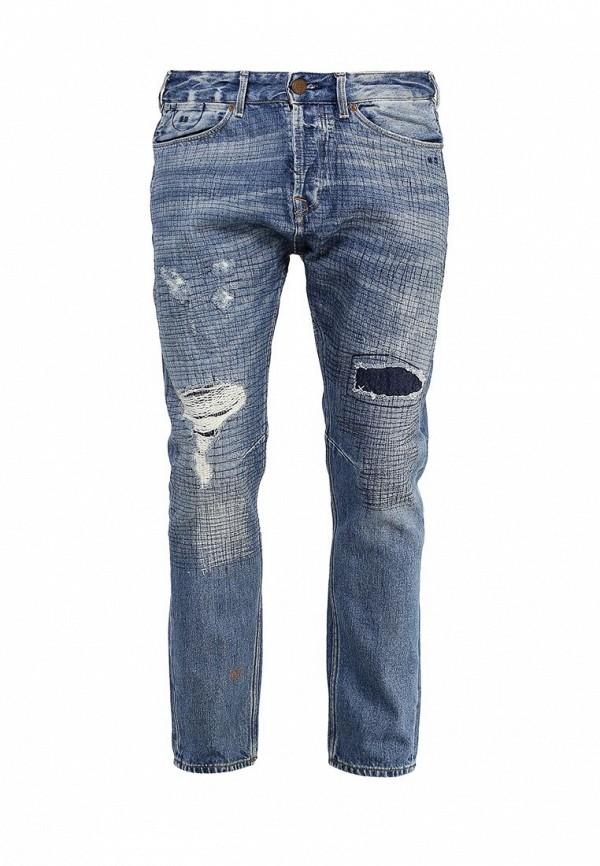 Мужские прямые джинсы Scotch&Soda (Скотч энд Сода) 13B110230011