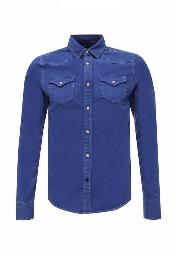 Рубашка джинсовая Scotch&Soda Scotch&Soda SC378EMPGI26 scotch