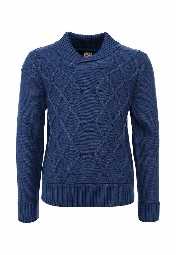 Пуловер Синий С Доставкой