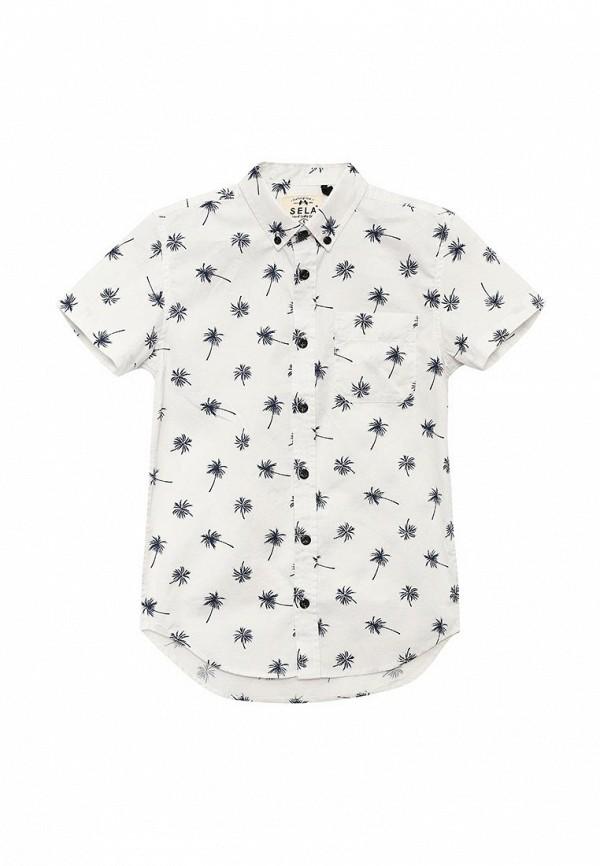 Рубашка Sela Hs-812/174-6254