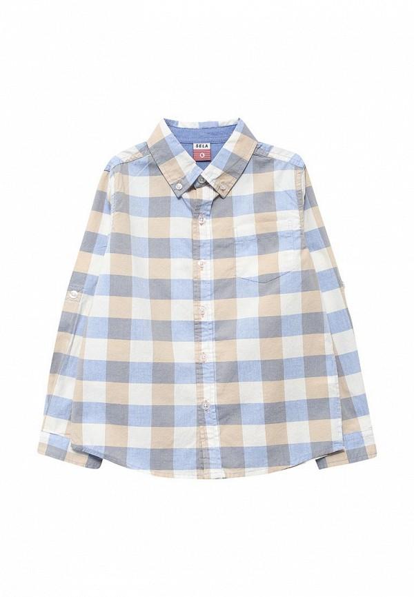 Рубашка Sela H-712/064-7112