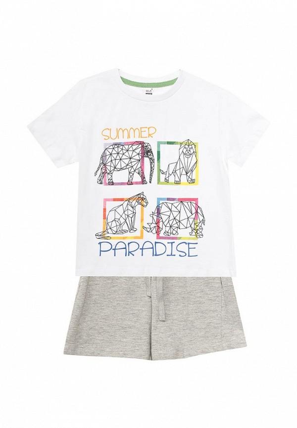 Пижамы для мальчиков Sela (Сэла) PYb-7862/014-7102