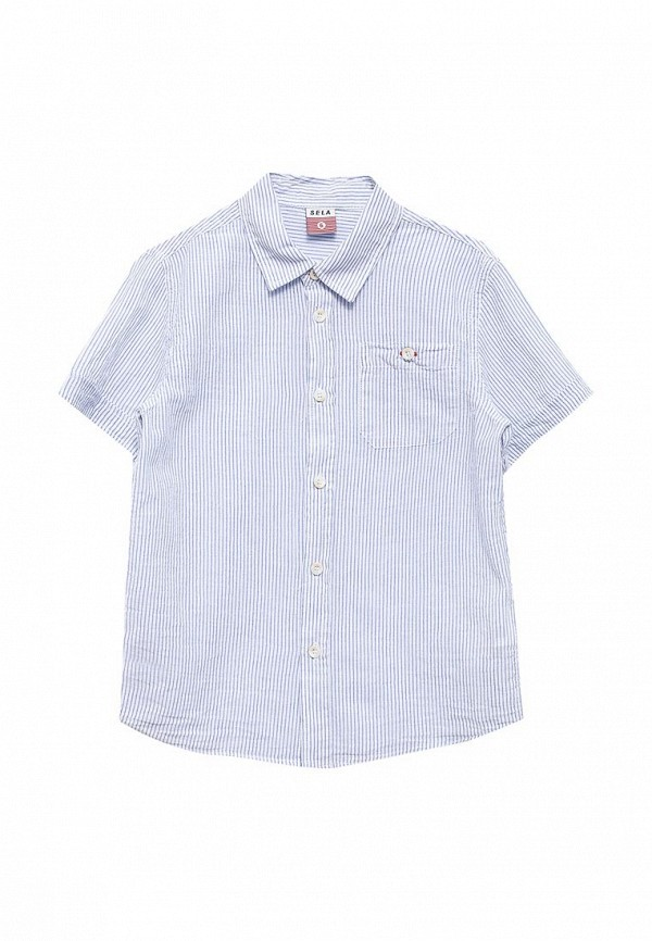 Рубашка Sela Hs-712/450-7213