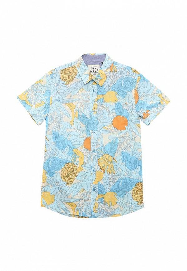 Рубашка Sela (Сэла) Hs-812/202-7214