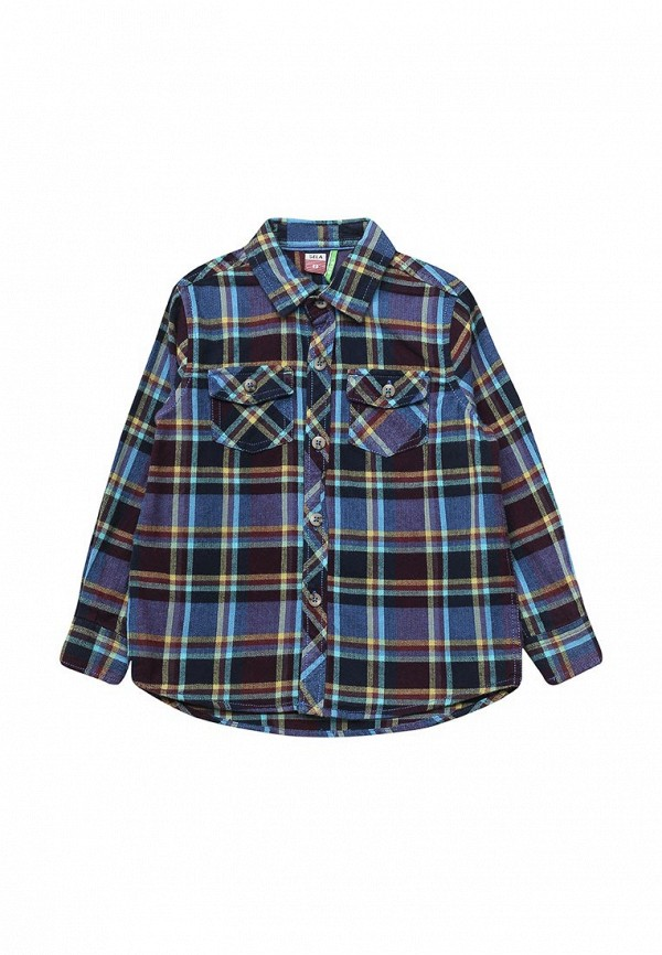 Рубашка Sela Sela SE001EBURW11 рубашка sela sela se001emosp56
