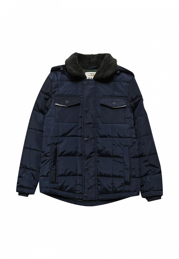 Куртка утепленная Sela Sela SE001EBUSB40 ветровка sela sela se001emusb60