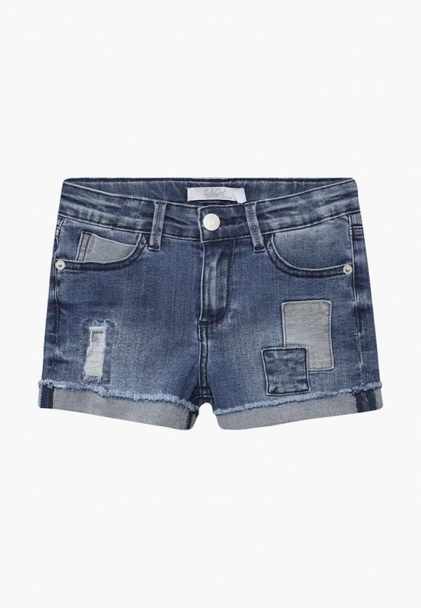 Шорты джинсовые Sela Sela SE001EGBCLS3