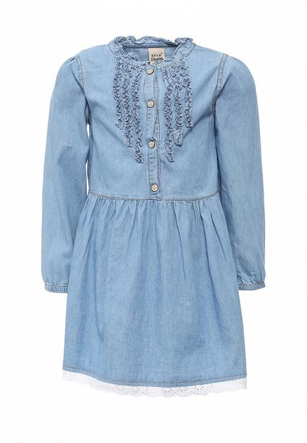 Повседневное платье Sela (Сэла) D-517/070-6152