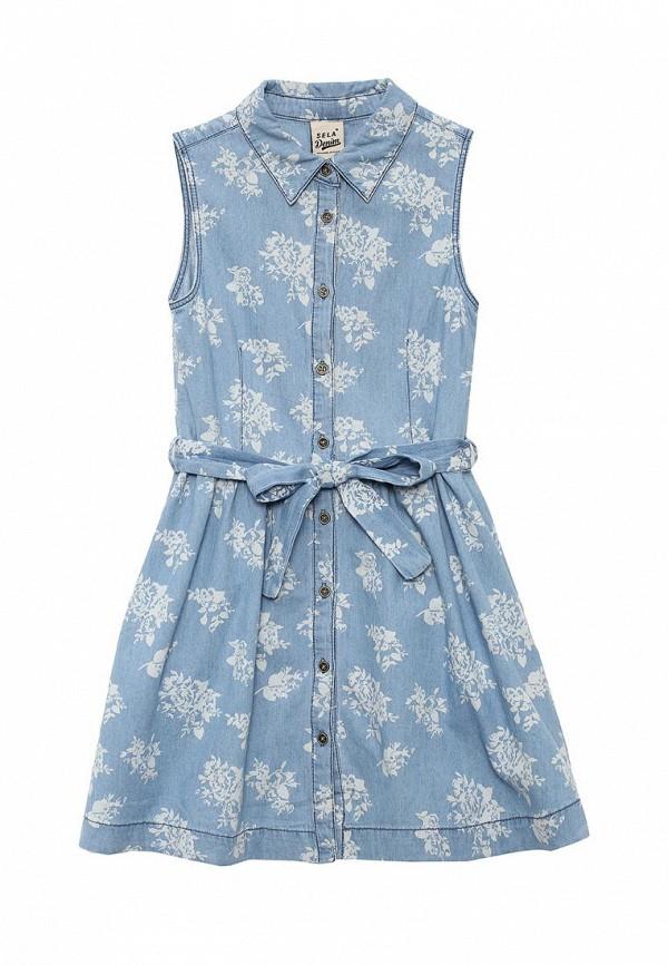 Повседневное платье Sela (Сэла) Djsl-637/414-6133