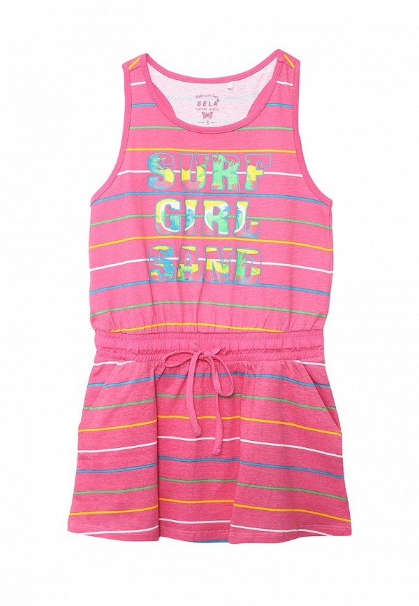 Повседневное платье Sela (Сэла) Dksl-617/041-6163