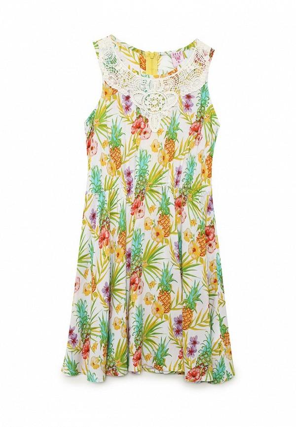 Повседневное платье Sela (Сэла) Dsl-617/040-6143