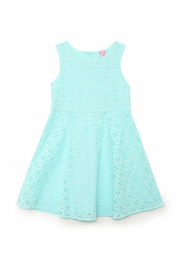 Повседневное платье Sela (Сэла) Dsl-617/412-6113