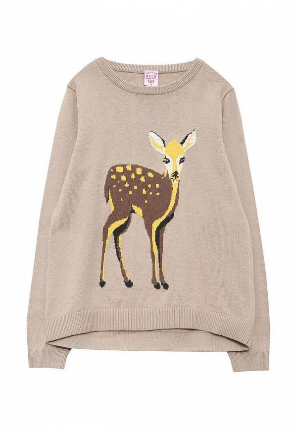 Пуловер Sela (Сэла) JR-614/881-6323