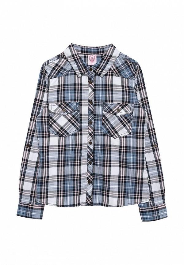 Рубашка Sela Sela SE001EGKKD60 sela sela se001emkjb80