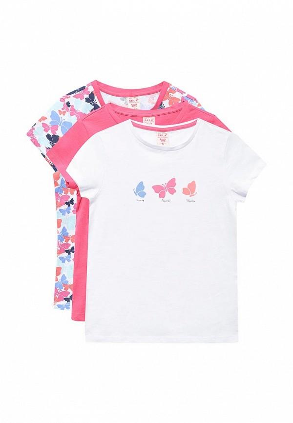 Комплект футболок 3 шт. Sela Ts-511/317-7142S-3set