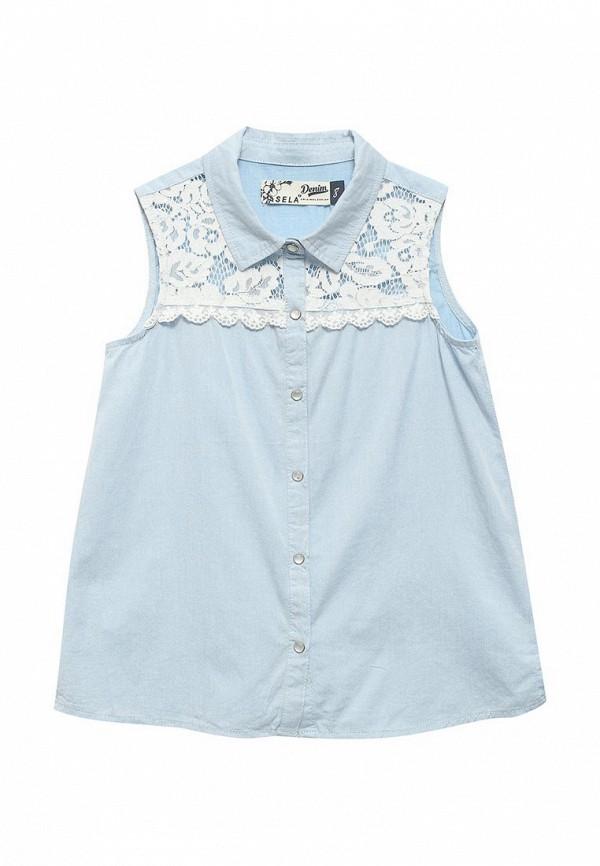 Блуза Sela (Сэла) Bjsl-632/849-7253