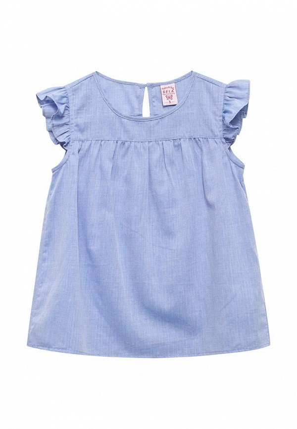 Блуза Sela (Сэла) Bsl-612/970-7223