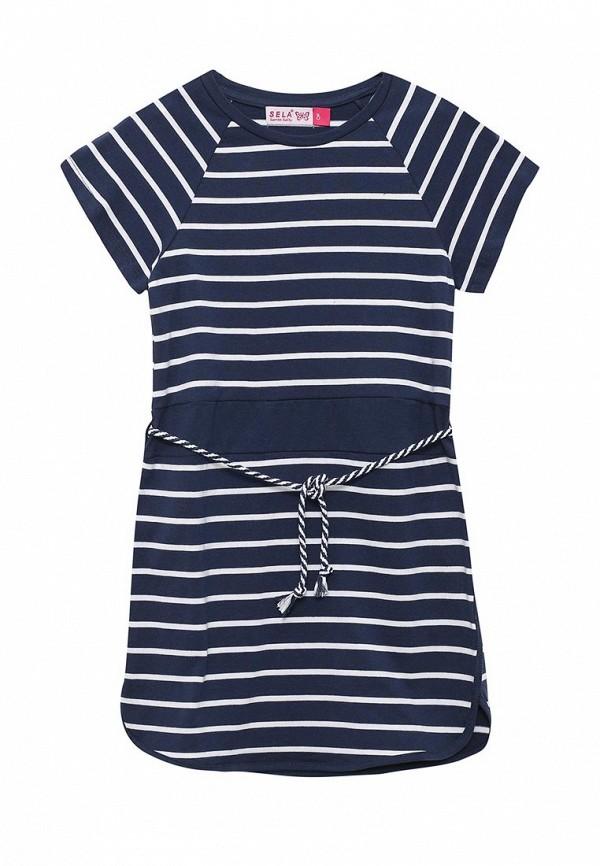 Повседневное платье Sela (Сэла) Dks-617/434-7233