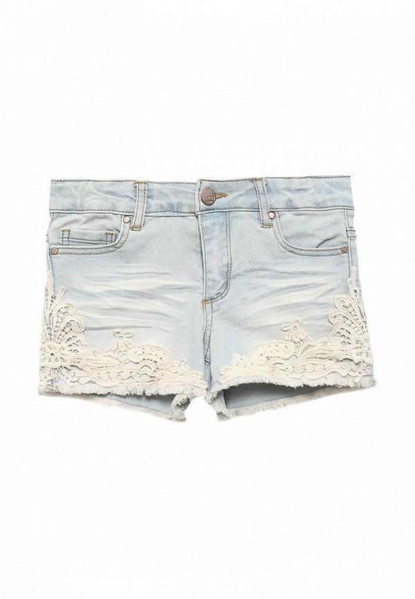 Шорты джинсовые Sela SHJ-635/531-7253