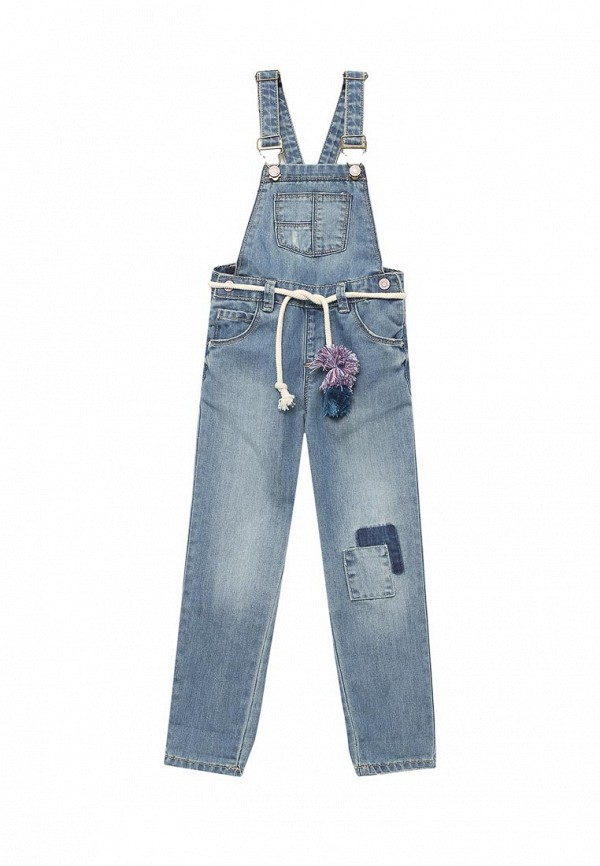 Фото Комбинезон джинсовый Sela. Купить с доставкой