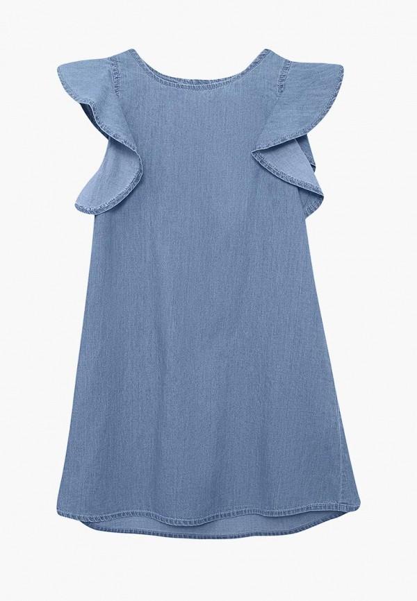 Платье джинсовое Sela Sela SE001EGZMU37 платье джинсовое sela sela se001ewznc54