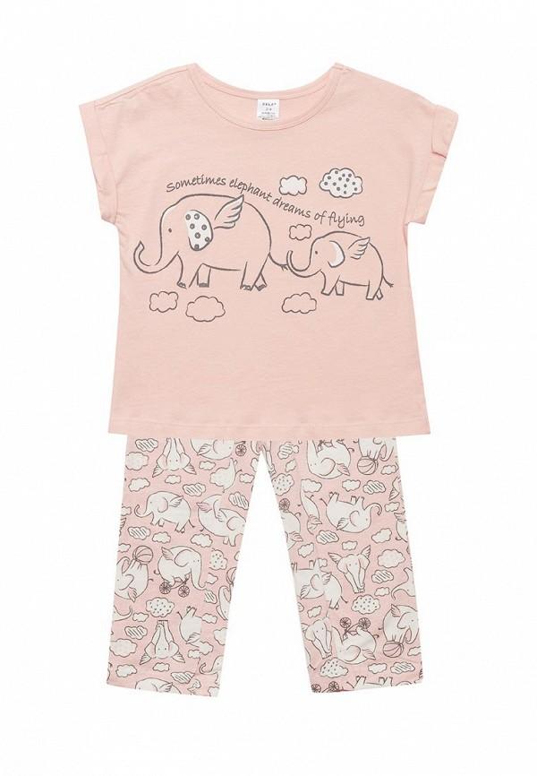 Пижама Sela Sela SE001EGZMW49 пижама turen цвет розовый