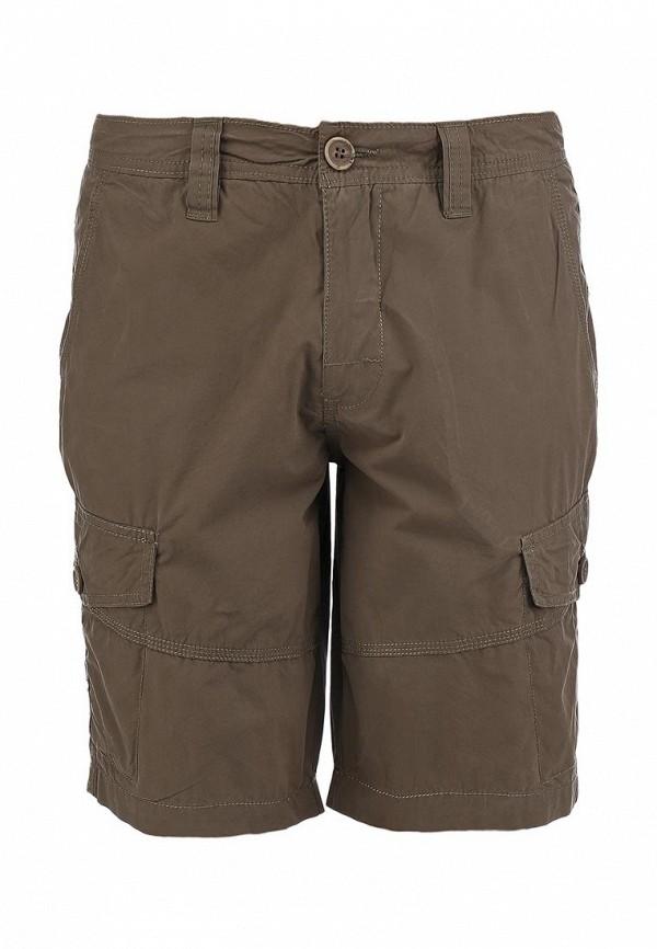 Мужские серые осенние шорты