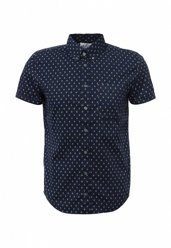 Рубашка с коротким рукавом Sela (Сэла) Hs-212/672-6123