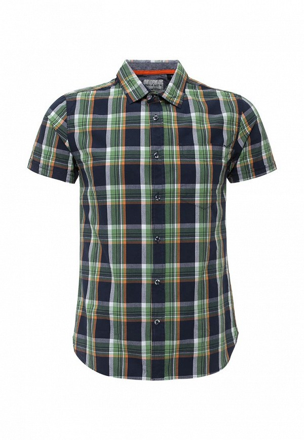 Рубашка с коротким рукавом Sela (Сэла) Hs-212/675-6143