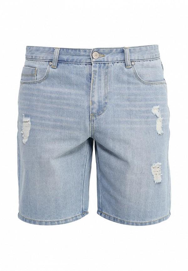 Мужские джинсовые шорты Sela (Сэла) SHJ-235/286-6263