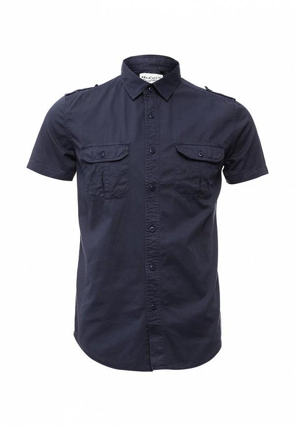 Рубашка с коротким рукавом Sela (Сэла) Hs-212/690-6123