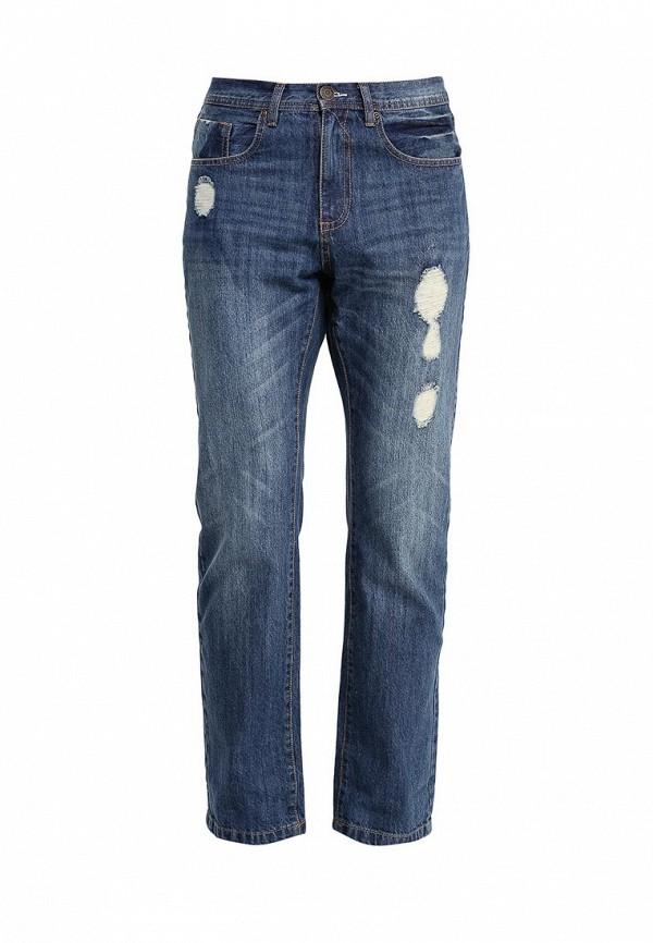Мужские широкие и расклешенные джинсы Sela (Сэла) PJ-235/1050-6362