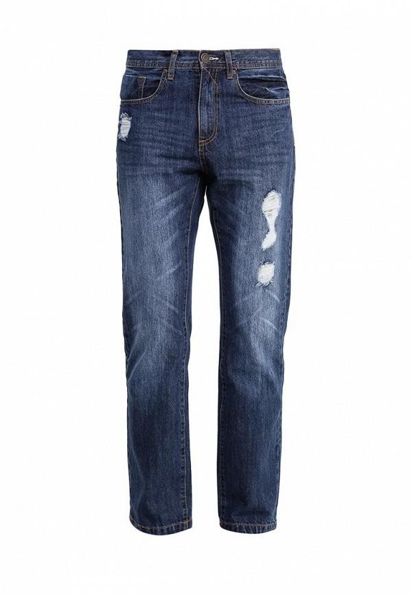 Мужские прямые джинсы Sela (Сэла) PJ-235/1050-6362