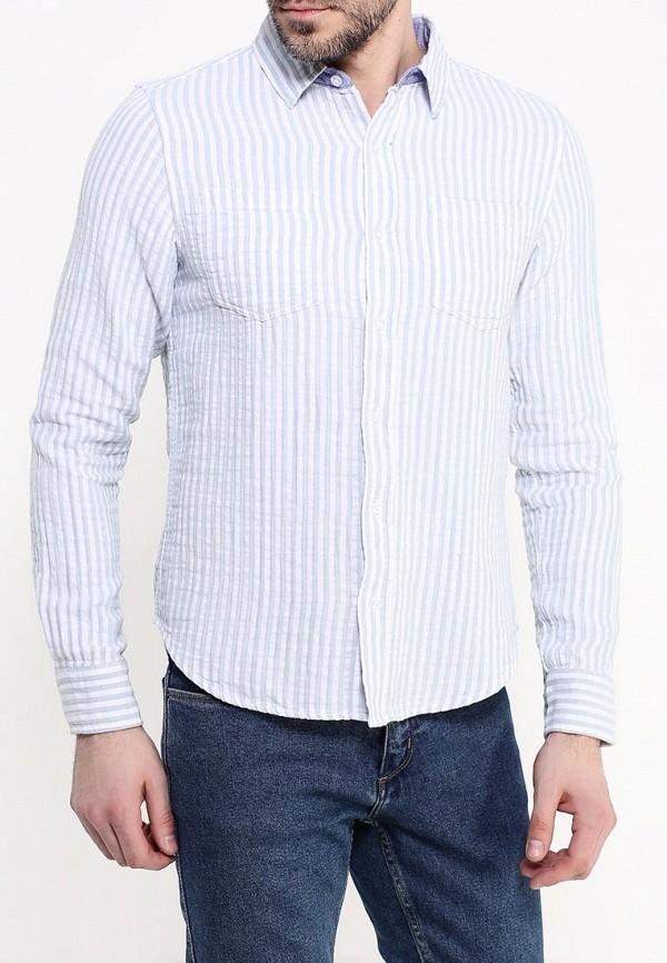 Рубашка Sela Sela SE001EMPOP34 рубашка мужская sela цвет небесно голубой h 212 036 7111 размер 40 46