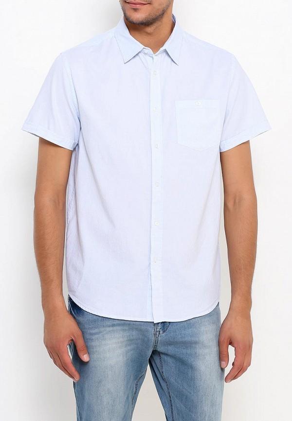 Рубашка Sela Sela SE001EMPOP43 рубашка мужская sela цвет небесно голубой h 212 036 7111 размер 40 46