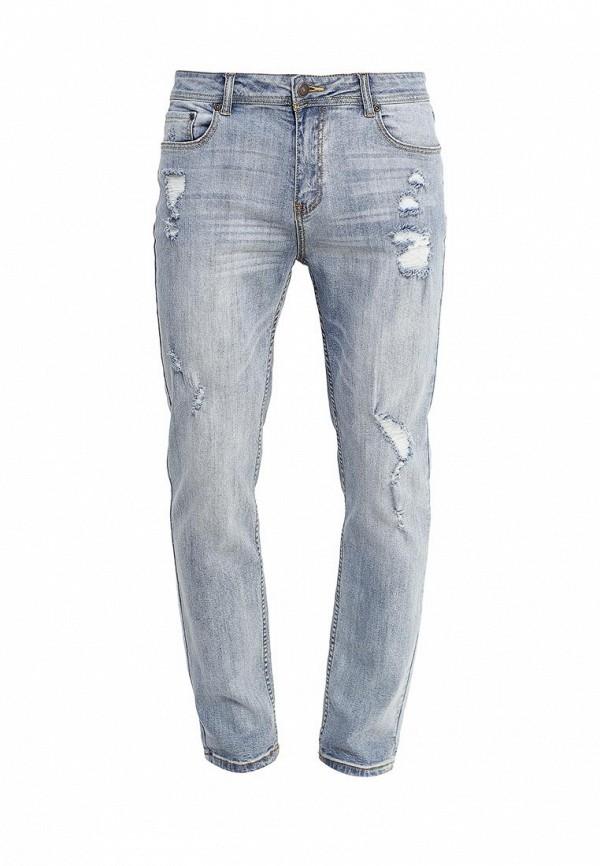 Мужские прямые джинсы Sela (Сэла) PJ-235/1089-7253